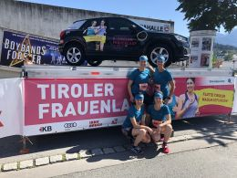 Womens run of Tyrol 2018