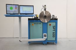 SPT 600 Blade testing machine