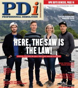 PLATTNER on cover of PDI